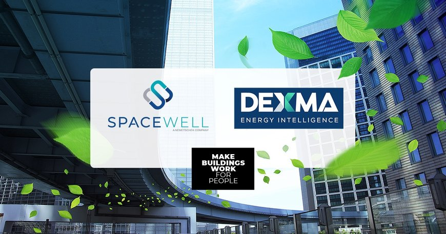 Spacewell acquires DEXMA and its AI-Powered Energy Intelligence Software